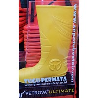 Sepatu Boot Safety Petrova Ultimate