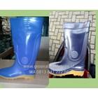 Sepatu Boots Wingon Biru 1