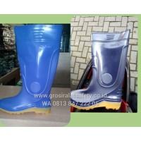 Sepatu Boots Wingon Biru