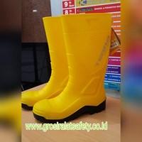 Sepatu Safety Boots AP Tera Kuning