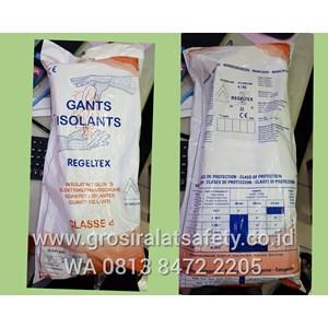 Sarung Tangan Safety Sarung Tangan Listik Electric REGELTEX CLASSE 4 40 KVA