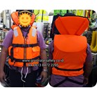 Life Jacket Pelampung Double Spoon GREEN 2