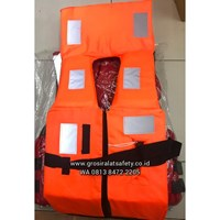 Life Jacket Life Vest with neck safety
