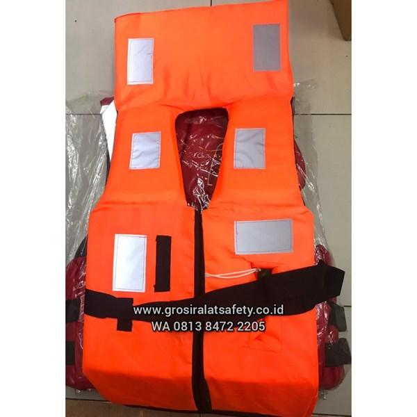 Life Jacket Pelampung dengan pengaman leher