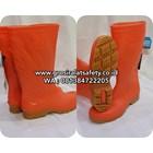 Sepatu Boot ANDO Oranye HELIOS Original 1