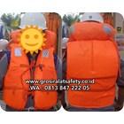 Life Jacket Pelampung Safety Dengan Double spoon leher 1