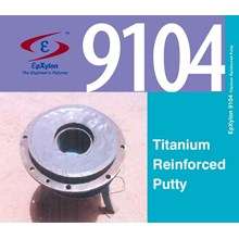 EpXylon 9104 Titanium Reinforced Putty
