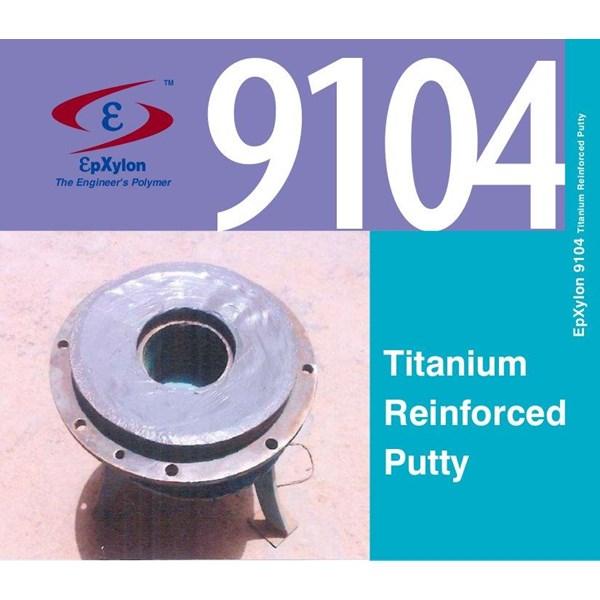 EpXylon 9104 Titanium Reinforced Putty