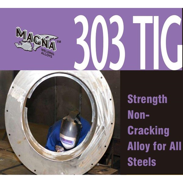 Mesin Las Magna 303