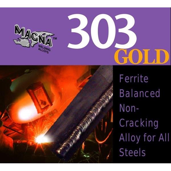 Mesin Las Magna 303 Gold