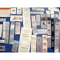 Jual Label Printing Baju