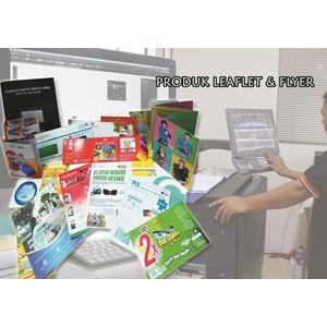 Produk Leaflet & Flyer By PT  Inti Prima Karya