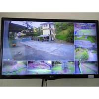 Jual Paket CCTV Premium 8CH 2