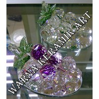Anggur Kristal Tatakan Kecil 1