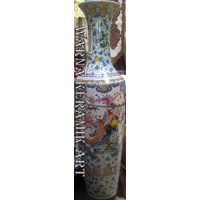 Guci Keramik Merak 72 Inc WKA1 1