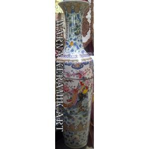Guci Keramik Merak 72 Inc WKA1