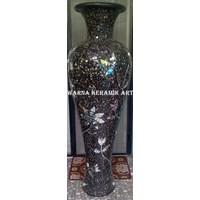 Jual Guci Keramik Mozaik Hitam 150CM