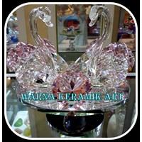ANGSA KRISTAL PINK DIAMOND