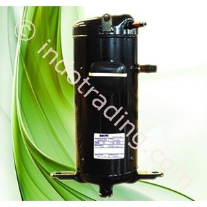 Kompressor Scroll Merk Sanyo Tipe  C-SC603H8H ( 8Pk)