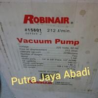 Vacum AC Robinair 15601 1/2HP 1