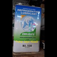 kompresor AC Oli Emkarate RL32H