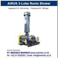 AIRUS Roots Blower & Roots Vacuum Pump 1
