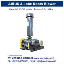 AIRUS Roots Blower & Roots Vacuum Pump