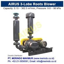 Airus Roots Blower HDLH (Three-Lobe)