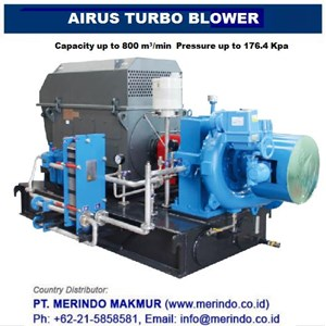 Dari AIRUS Turbo Blower and Maglev Blower 0