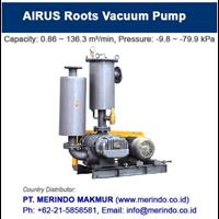 AIRUS Coal Gas Booster Pressure Blower and Coal Gas Vacuum Pump