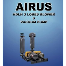 Airus Rotary Blower ( HDLH series Three Lobes blower)