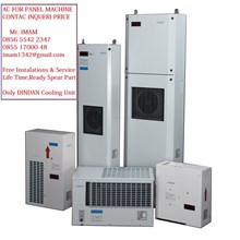 AC PANEL - PELINDUNG INVERTER  PLC  SERVO  COOLING