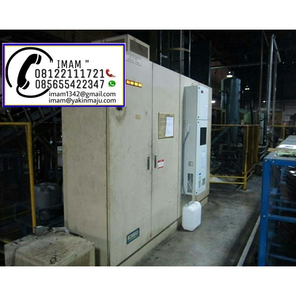 AC PANEL - PELINDUNG INVERTER  PLC  SERVO  COOLING UNIT AC RUANGAN PANEL