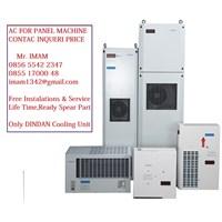 AC panel Dindan - AC Panel Mesin - Mendinginkan Suhu Ruangan dalam Panel - Mengatasi Panel bermasalah