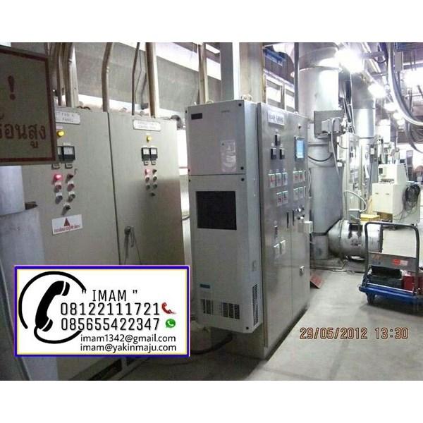 AC PANEL DINDAN - Cooling Unit Pendingin untuk Panel Mesin Industri