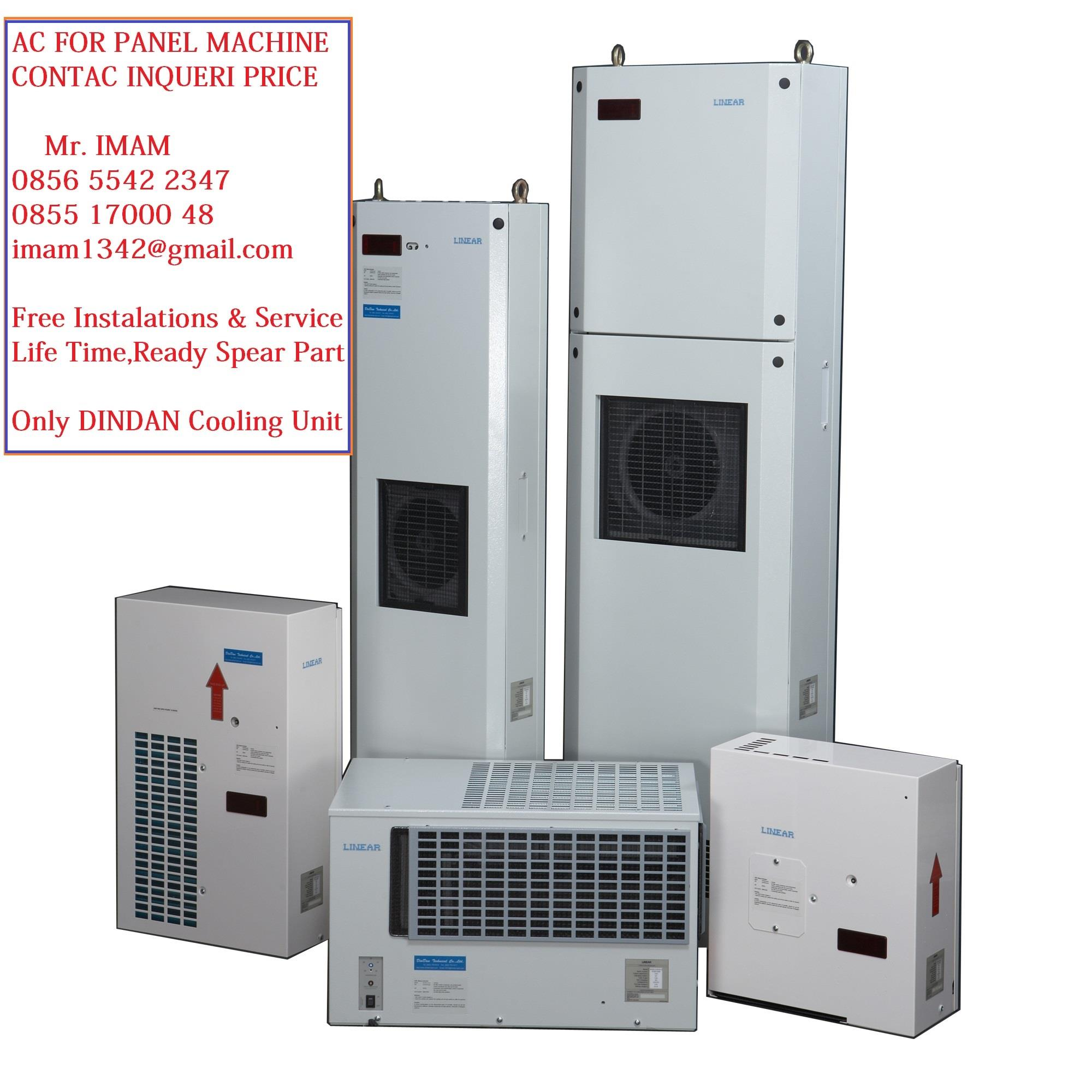 Air Control Units : Sell panel air conditioner cooling systems