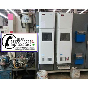 Dari Pendingin Panel Mesin - AC Panel Mesin Untuk Mengatasi Panas Di Panel Server Melindungi Server Komputer - CPU Dan Monitor 2