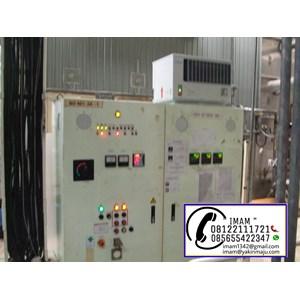 Dari Pendingin Panel Mesin - AC Panel Mesin Untuk Mengatasi Panas Di Panel Server Melindungi Server Komputer - CPU Dan Monitor 5