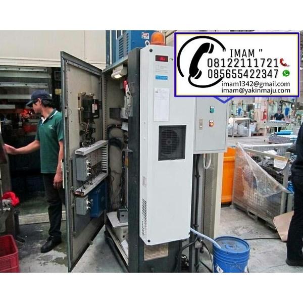 Mengatasi Panas Pada Panel Mesin Printing - Melindungi Switching Power Supply Dan Servo Motor - Solusi Panel Mesin Bermaslah Sering Ngetrip