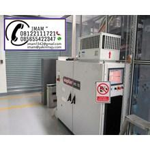 Cooling Unit Elektrik - AC Panel Mendingikan Suhu Ruangan Di Dalam Panel - Mengatasi Panas Dalam Panel Mesin Potong - CNC -  Mesin TRUMPF