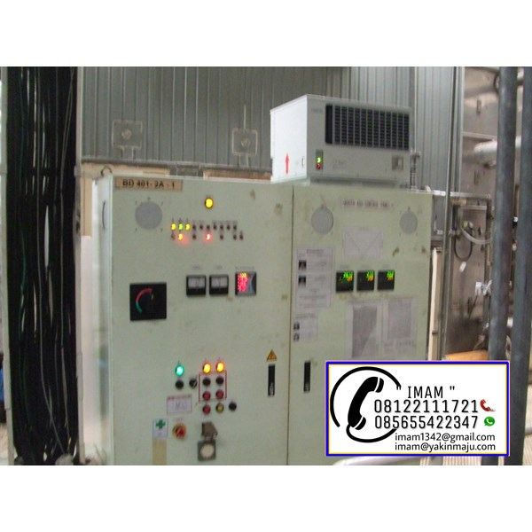 SPARE PARTS AIR CONDITIONING PANEL MACHINE-COOLING UNIT SOLUTIONS PANEL HEAT-COOL THE ROOM TEMPERATURE IN THE PANEL