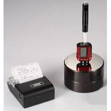 Hardess Tester Portable bisa ngeprint via printer