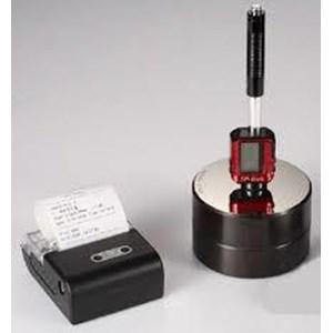 Dari  Hardess Tester Portable bisa ngeprint via printer mini - Hardness Terster Digital  2