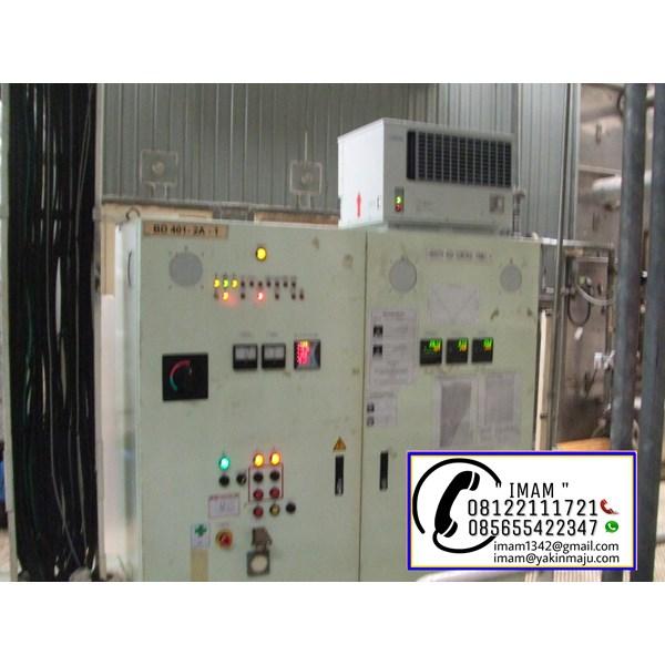 Pendingin Ruangan Panel Mesin - AC Panel Mesin - Mendinginkan Suhu Ruangan Panel Mesin