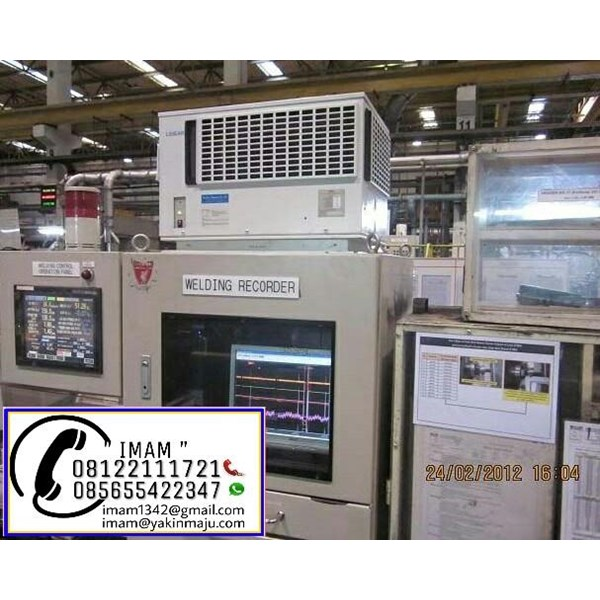 AC Panel Mesin - Solusi Panel Bermasalah - Mendinginkan Suhu Dalam Panel Mesin