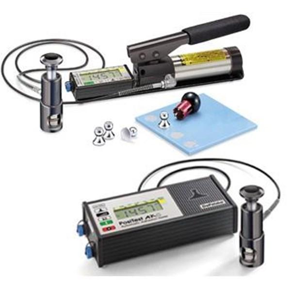 Alat Ukur Kerekatan Cat - Adhesion Tester Defelsko - Distributor Adhesion Tester