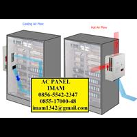 Jual AC Panel Mesin - Pendingin Ruangan Panel - Mencegah Program Mesin Error