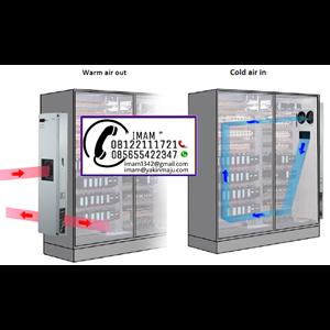 AC Panel Mesin - Pendingin Ruangan Panel - Mencegah Program Mesin Error