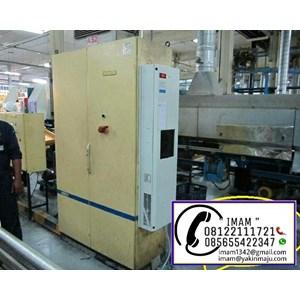 Dari AC Panel Mesin - Pendingin Ruangan Panel - Mencegah Program Mesin Error 1
