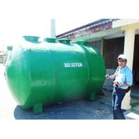 Bio Septic Tank Horizontal Semi Aerob - Biotech System